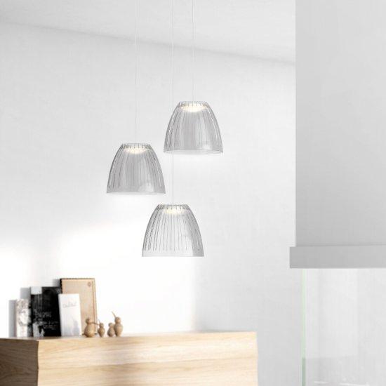 Lampa wisząca TENUTO 1x4.5W 230V 40904/87/17 Philips