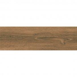 Gres szkliwiony ITALIANWOOD brązowy mat 18,5x59,8 gat. II
