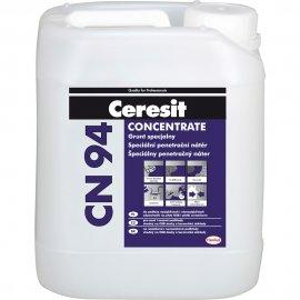 Koncentrat do gruntowania podłoży nasiąkliwych i nienasiąkliwych CERESIT CN 94 5l