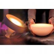 Zestaw lampa LIVING COLORS IRIS 71999/60/PH + lampa przenośna GO 71460/60/PH Philips-Hue