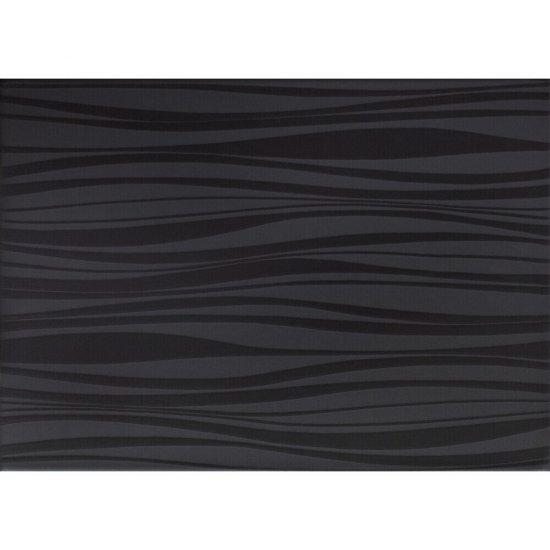 Płytka ścienna LUNA czarna mat 25x35 gat. II