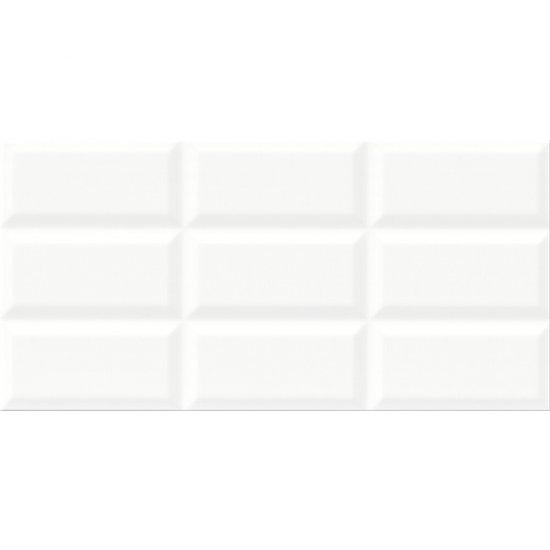 Płytka ścienna BLANKA biała cegła błyszcząca 29,7x60 gat. II