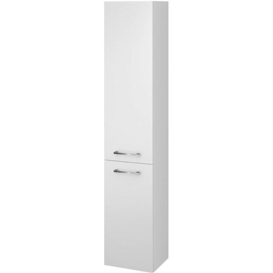 Słupek łazienkowy LARA biały 150x30