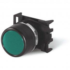 Przycisk bezpieczeństwa TOP22 sterowniczy - kryty - zielony Scame