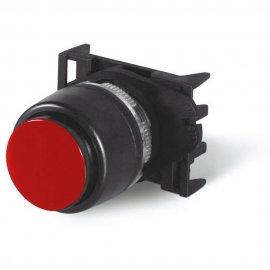 Przycisk bezpieczeństwa TOP22 sterowniczy - wystający - czerwony Scame