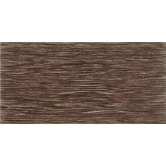 Gres szkliwiony NODO brązowy poler 29,7x59,8 gat. I