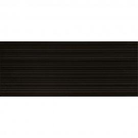 Płytka ścienna ORISA grafitowa mat 20x50 gat. II
