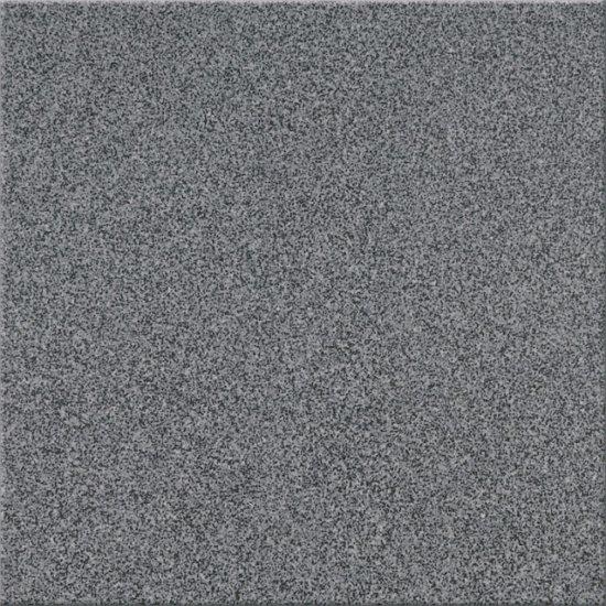 Gres techniczny KALLISTO grafitowy k10 mat 29,7x29,7 gat. I