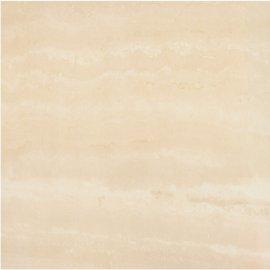Płytka podłogowa TRAWERTINO brązowa mat 33,3x33,3 gat. II