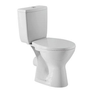 Kompakt WC ZENIT 3/6L z deską polipropylenową k100-210 Cersanit