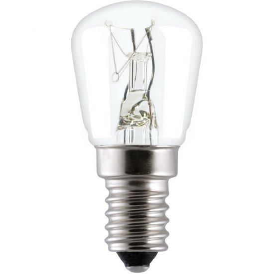 Żarówka tradycyjna cylindryczna T25 25W E14 25T25/CL/E14 GE Lighting