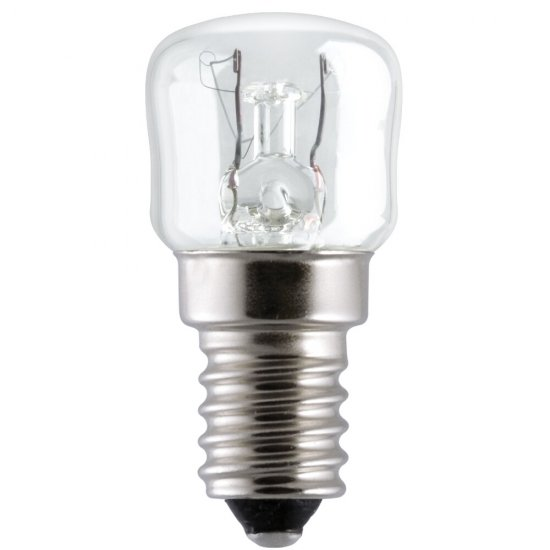 Żarówka tradycyjna cylindryczna T28 25W E14 25T28/CL/E14 GE Lighting