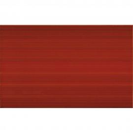 Płytka ścienna LORIS czerwona struktura błyszcząca 25x40 gat. II