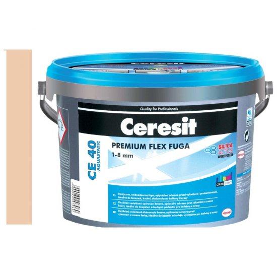 Fuga elastyczna CERESIT CE 40 caramel 2 kg