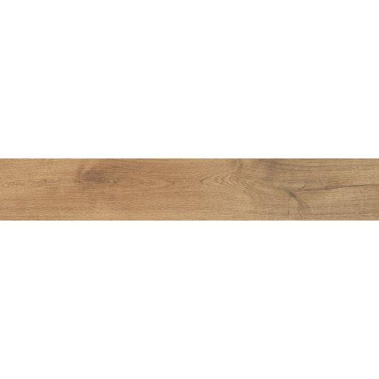 Gres szkliwiony WOOD CONCEPT brązowy dąb classic mat 14,7x89 gat. II