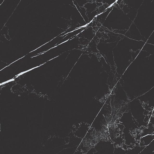 Gres szkliwiony UNIVERSAL FLOORS czarny mat 59,3x59,3 gat. II