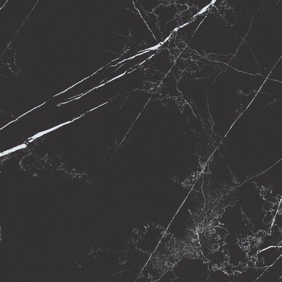 Gres szkliwiony UNIVERSAL FLOORS czarny mat 59,3x59,3 gat. II#