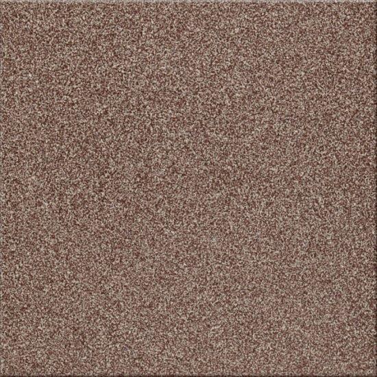 Gres techniczny KALLISTO brązowy poler 29,5x29,5 gat. I