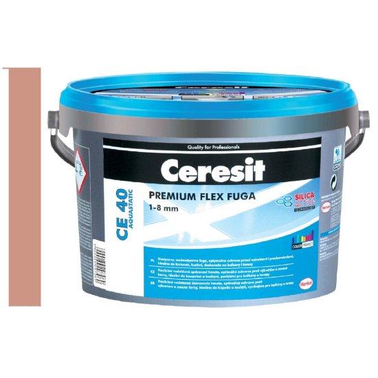 Fuga elastyczna CERESIT CE 40 cocoa 2 kg