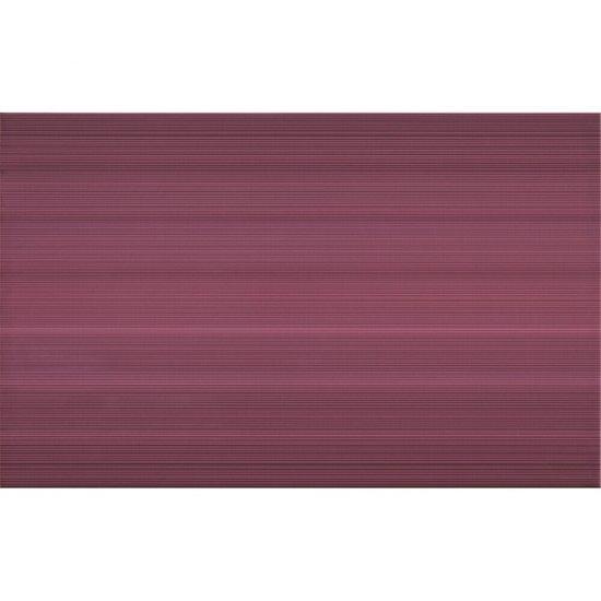 Płytka ścienna LORIS fioletowa struktura błyszcząca 25x40 gat. II