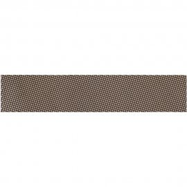 Płytka ścienna FLORINA brązowa listwa błyszcząca 5x25 gat. I