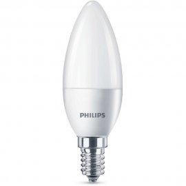 Żarówka LED 4 W (25 W) E14 biała ciepła 8718696474914 Philips