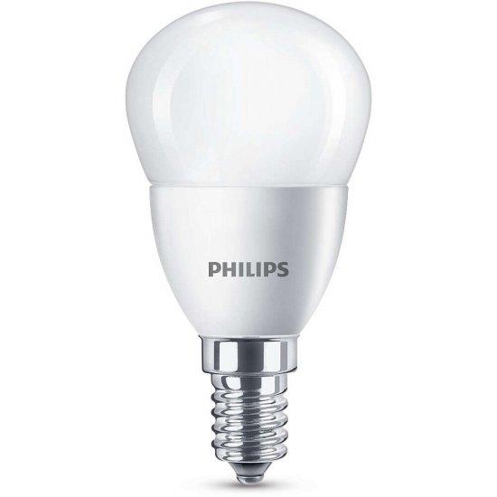 Żarówka LED 5,5 W (40 W) E14 biała ciepła 8718696475003 Philips