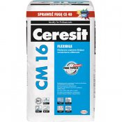 """Zaprawa klejąca elastyczna do płytek CERESIT CM 16 """"Flexible"""" 25 kg"""
