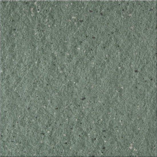 Gres techniczny HYPERION zielony h7 3-D mat 29,7x29,7 gat. I