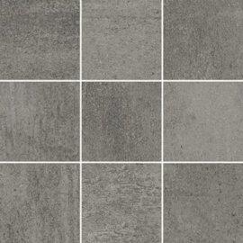 Gres szkliwiony GRAVA szary mozaika mat duża 29,8x29,8 gat. I