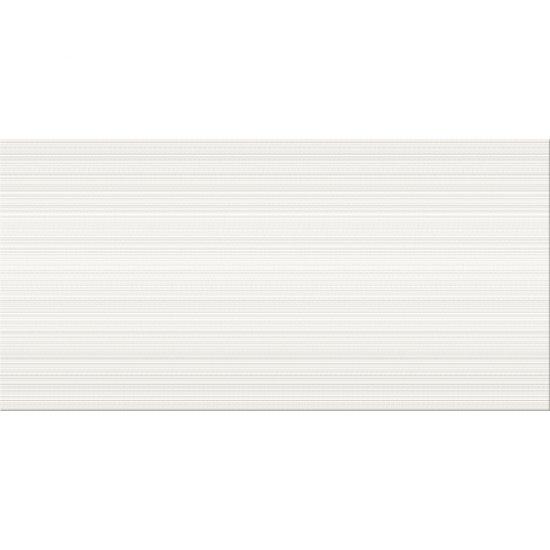 Płytka ścienna DIAGO biała błyszcząca 29,7x60 gat. II