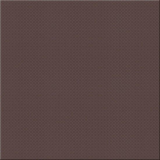 Płytka podłogowa FUSION brązowa mat 33,3x33,3 gat. I