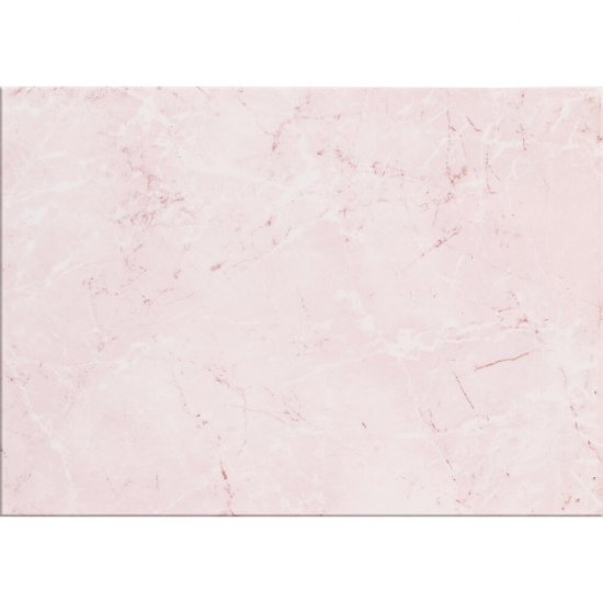 Płytka ścienna SANDRA jasna różowa błyszcząca 25x35 gat. I