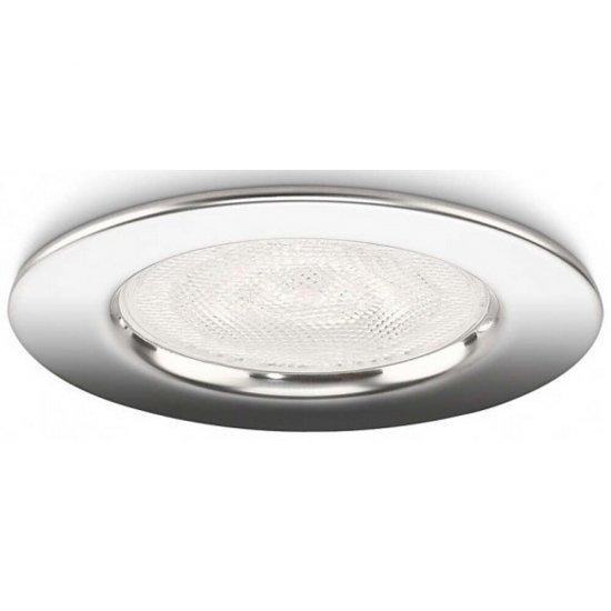 Oprawa punktowa sufitowa 1x3W SCEPTRUM, LED srebrna 59101/11/16 Philips