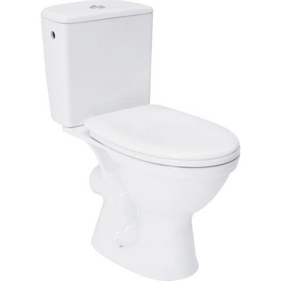 Kompakt WC 114 MERIDA MR010 B 3/6 deska