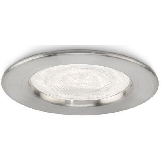 Oprawa punktowa sufitowa 1x3W SCEPTRUM, LED srebrna matowa 59101/17/16 Philips