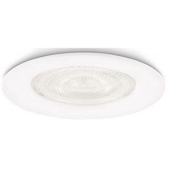 Oprawa punktowa sufitowa 1x3W SCEPTRUM, LED biała 59101/31/16 Philips