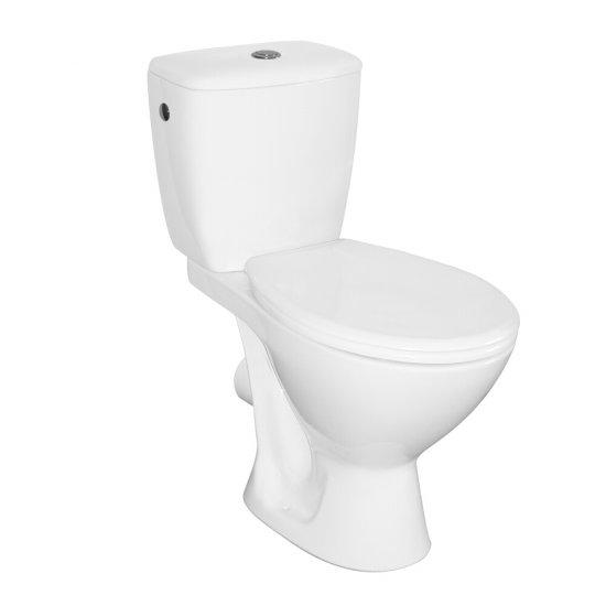 Kompakt WC 206 K010 3/6 z deską