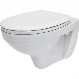 Miska WC podwieszana DELFI z deską polipropelynową