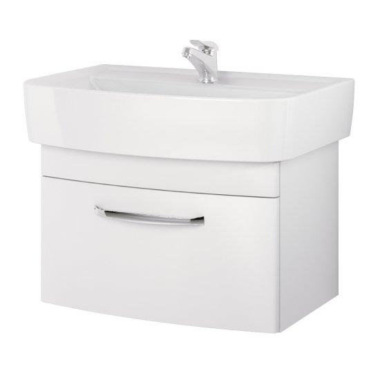 Umywalka z szafką PURE 70