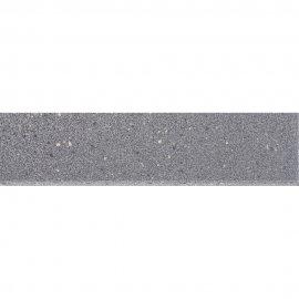 Gres techniczny HYPERION grafitowy cokół h10 mat 7,2x29,7 gat. I