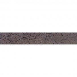 Płytka ścienna SUITA brązowa listwa mat 7x45 gat. I
