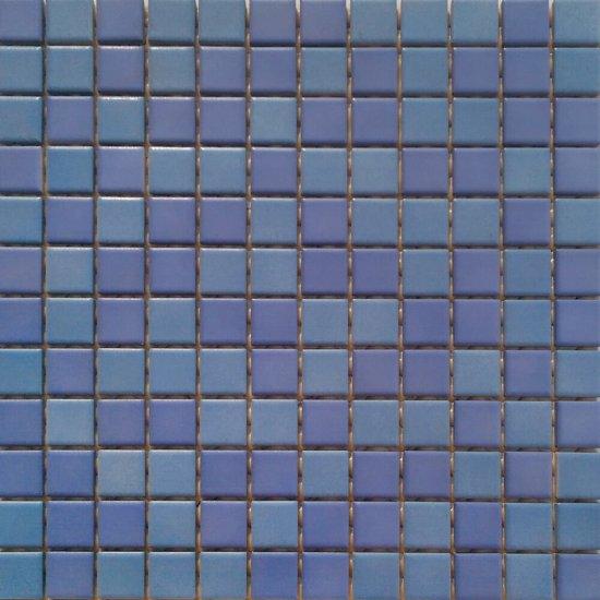 Mozaika AURIDA jasna niebieska gamma mat 30x30 gat. I