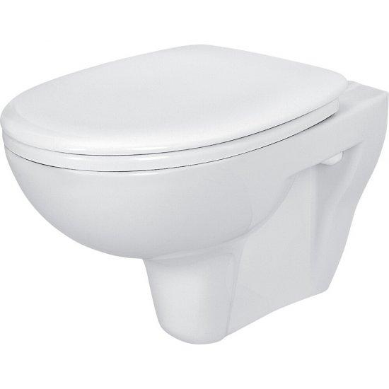 Miska WC podwieszana PRESIDENT z deską pp