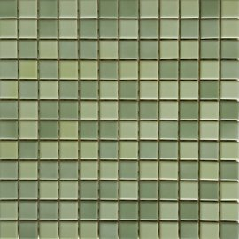 Mozaika AURIDA zielona alfa 30x30 gat. I