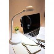Lampa biurkowa 1x3W TAFFY, LED biała 71661/31/P3 Philips