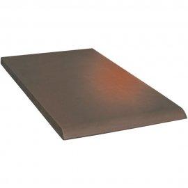 Klinkier SHADOW BROWN brązowy parapet B mat 13,5x24,5 gat. I