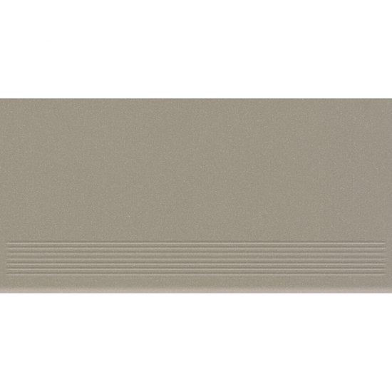 Gres zdobiony MOONDUST ciemnoszary stopnica mat 29,55x59,4 gat. I*