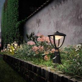 Lampa ogrodowa stojąca ROBIN 1xLED 15472/30/16 Philips