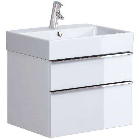 Szafka podumywalkowa METROPOLITAN 60 pod umywalkę METROPOLITAN 60 biała